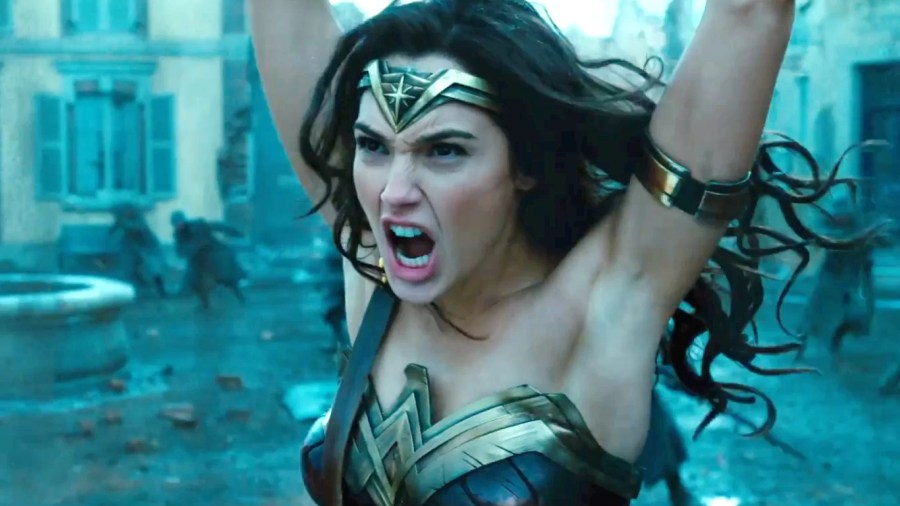 Wonder Woman screenshot