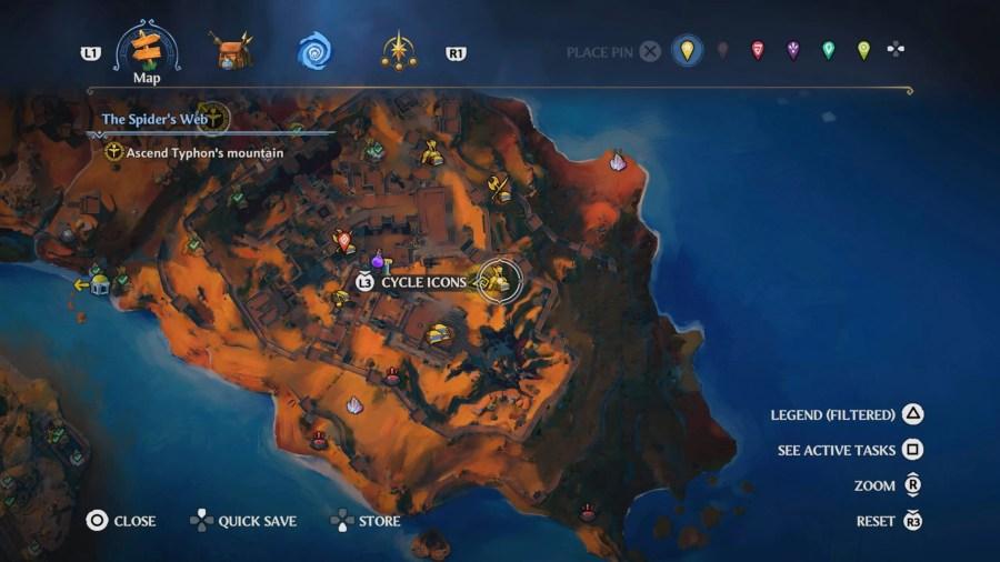 Immortals: Fenyx Rising Vaults Guide – War's Den