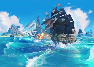 King of Seas keyart