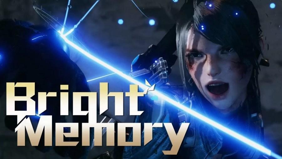 Bright Memory keyart
