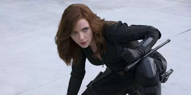 Black Widow Writer