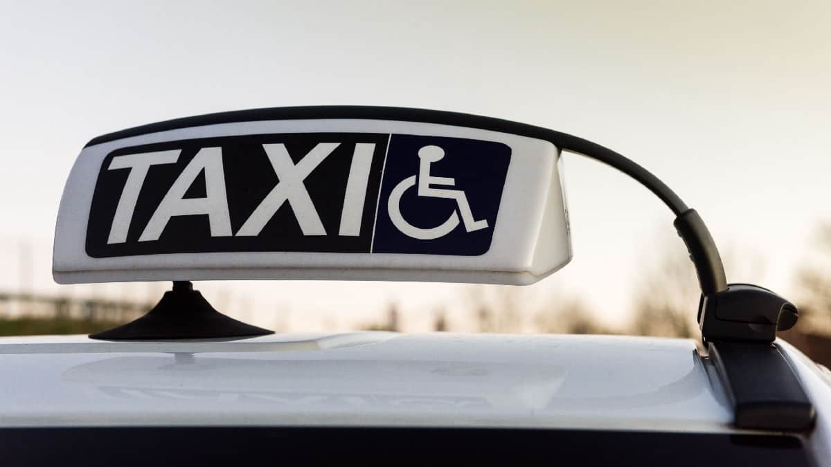 Demand on Wheelchair-Accessible Taxis Increases (Worcester, UK)