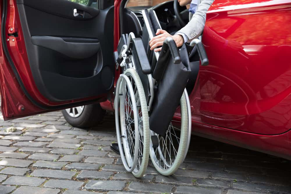 Wheelchair access one of the major concerns in ride-share services