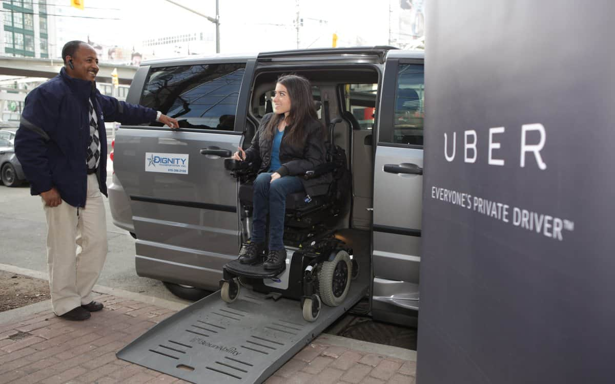 Why can't Uber and Lyft be more wheelchair-friendly?