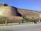 Peshawar's historic Balahisar Fort