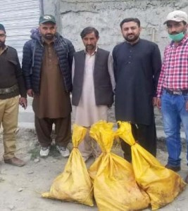 Ibex hunter arrested after over 100 kills in Gilgit-Baltistan