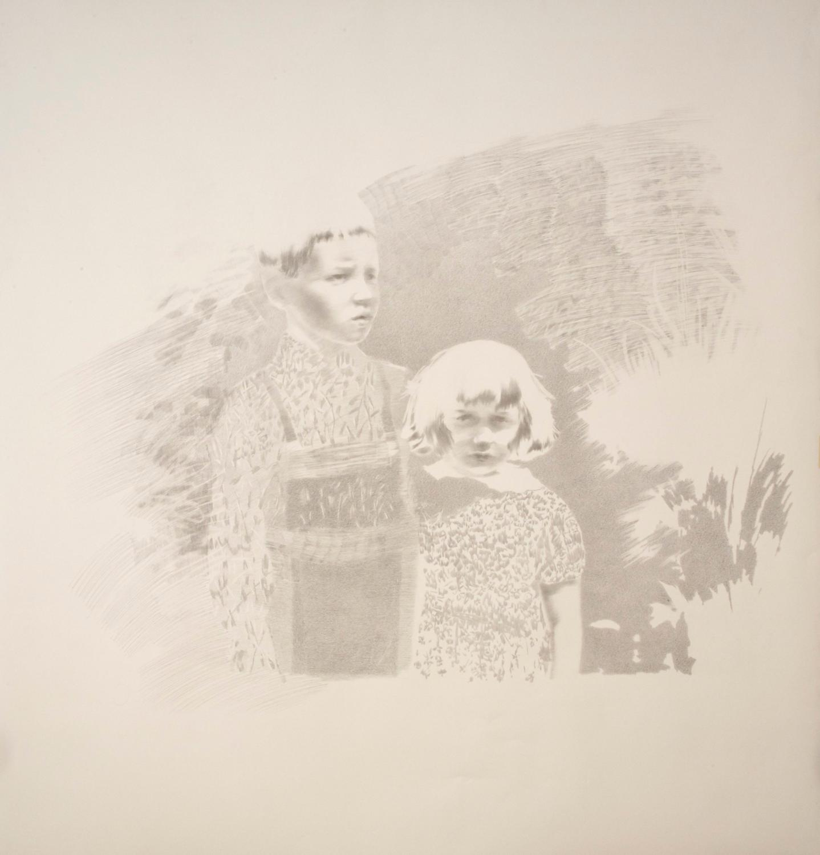 Diktatur Kindheit Zeichnung Drawing