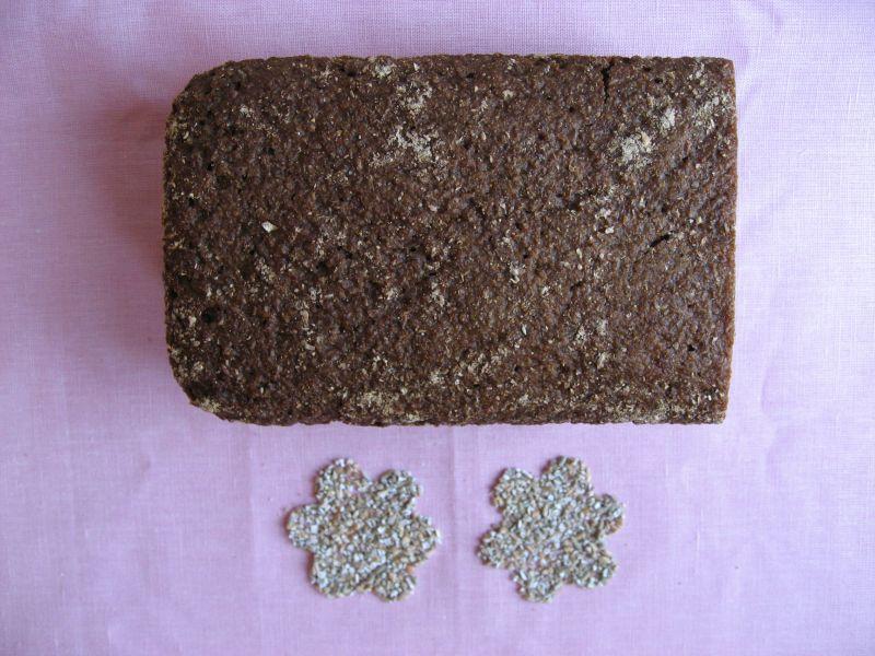 Pumpernikiel czyli czarny chleb żytni ze śrutą