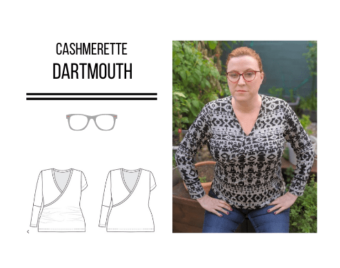 Cashmerette Dartmouth Top