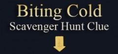 Biting Cold Scavenger Hunt