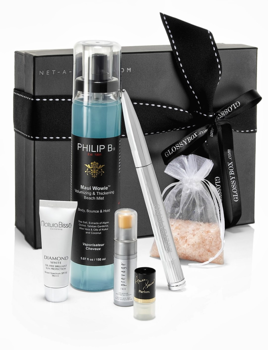 EXCLUSIVE – NET A PORTER x GLOSSYBOX