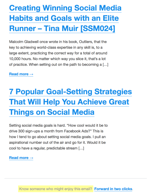 Email Newsletter Tricks to Steal from Top Influencers