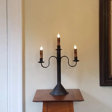 Candelabras and Candlesticks