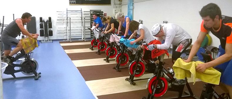 Cours collectif de Biking à Plouhinec