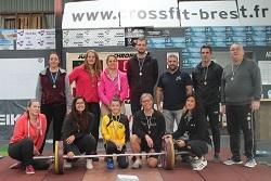 2ème CHALLENGE AVENIR CrossFit BREST (27/10/2019)