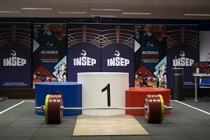 ELEIKO TOURNOI DE FRANCE INTERNATIONAL PARIS (19/12/2020)
