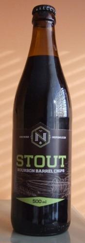 Nepomucen - Stout Bourbon Barrel Chips