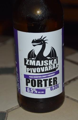 Porter - Zmajska Pivovara