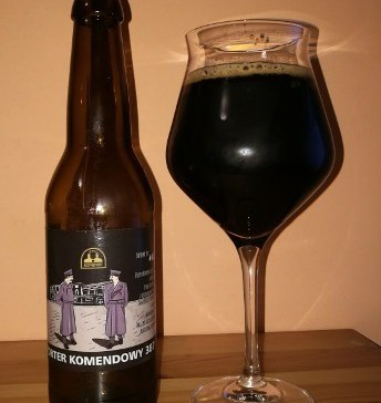 Porter Komendowy 387
