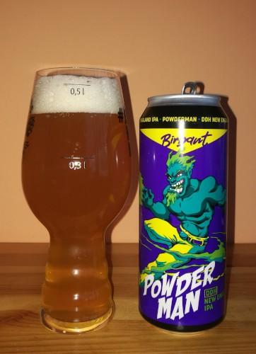 Powder Man DDH