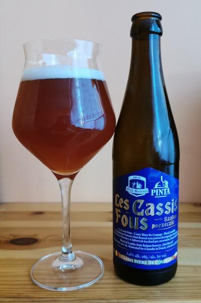 Les Cassis Fous (Szalone porzeczki)