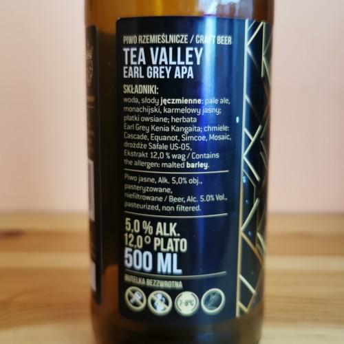 Craft Kingdom Brewery Tea Valley