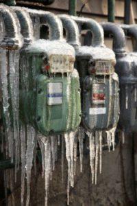 LIHEAP frozen pipes