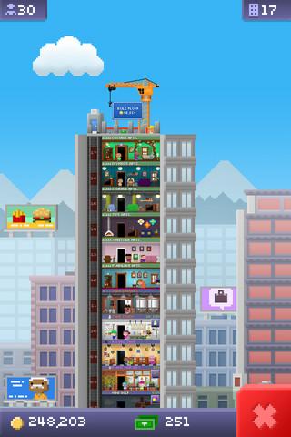 2. Tiny Tower Fiyat : Ücretsiz