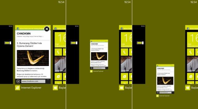 Windows Phone 8 Uygulama Kapatma