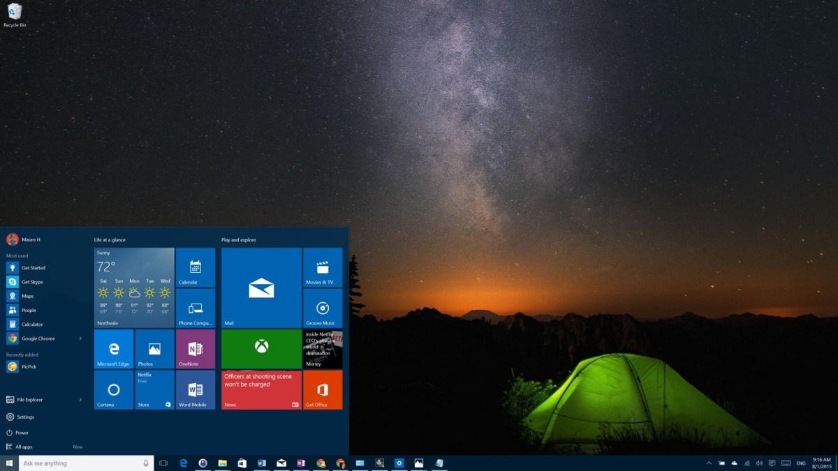 [ÇÖZÜM] Windows 10 Başlat Menüsü Çalışmıyor, Tepki Vermiyor...