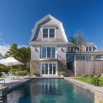 A Contemporary Shingle Style Home Designed By Hutker