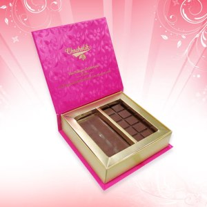 Milk Chocolate Bar Gift Box