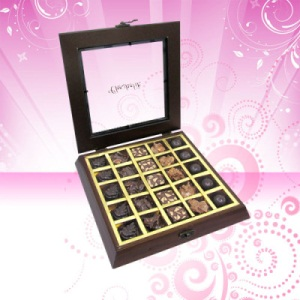 Dark and Milk Chocolate Rocks Collection