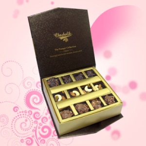 Ravishing Nutty Chocolate Collection