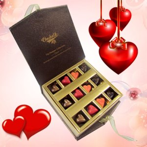 The Perfect Heart Chocolates