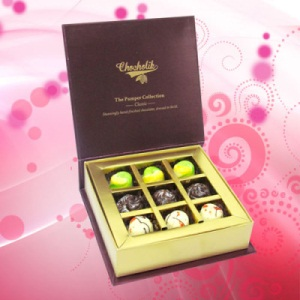 9 Pc. Forever Chocolate Collection