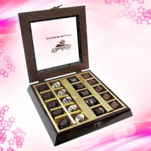 Sophisticated Chocolate Collection box
