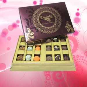 18 Pc. Ultimate Truffle Gift Box
