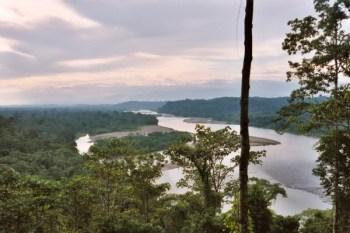 Napo River Yachana Ecuador