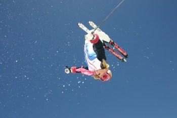 Michelle Roark Freestyle Skier