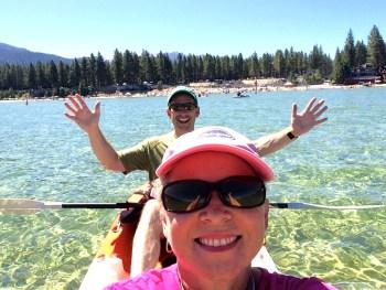 Julie and Mike Bennett RV Love