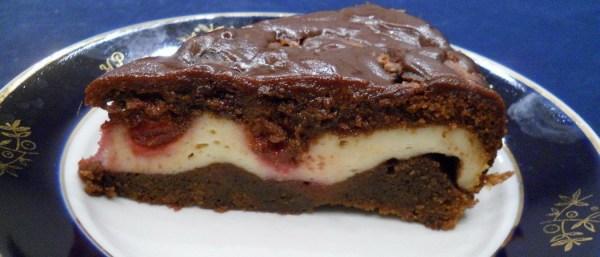 Шоколадные пироги с творожной начинкой: рецепты для ...