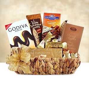 Strictly Chocolates Baskets