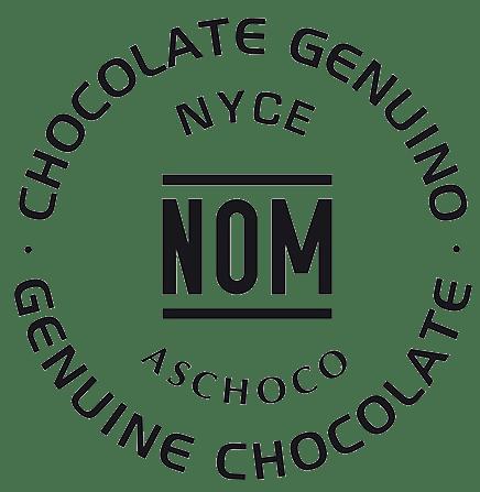 nom chocolate genuino