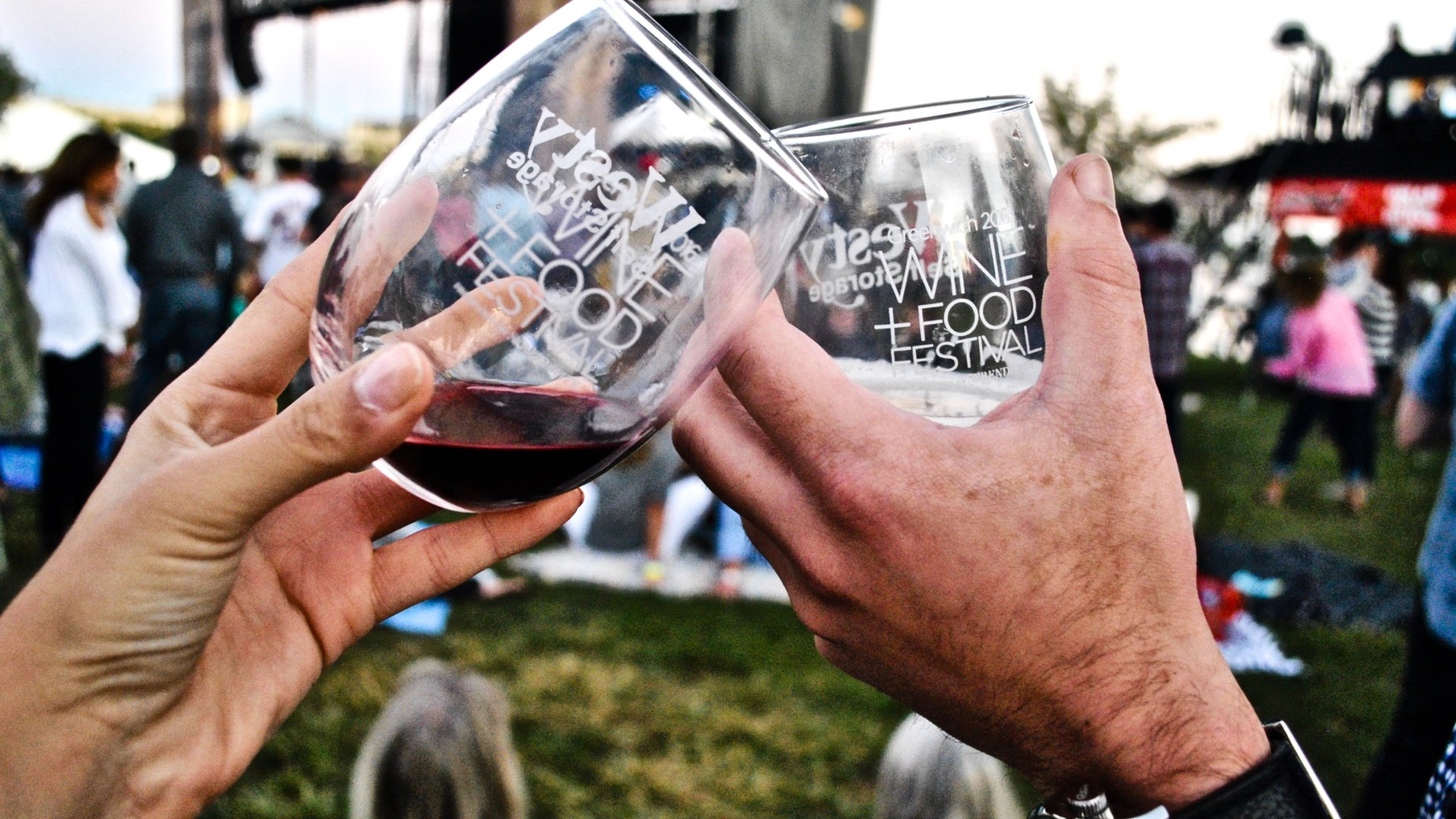 The Greenwich Wine + Food Festival