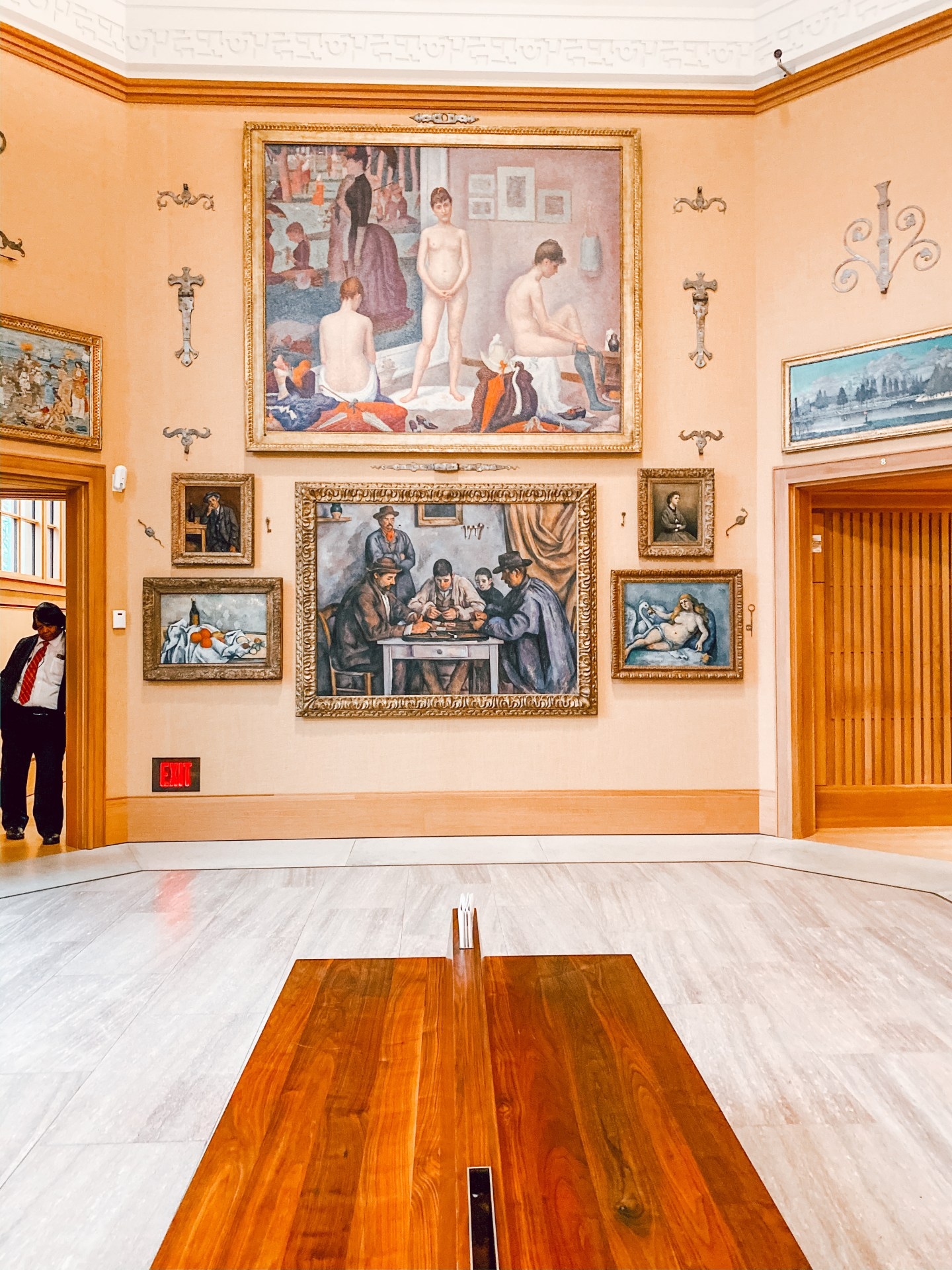 Lifestyle Blogger Chocolate and Lace shares her visit to the Barnes Foundation in Philadelphia, PA.