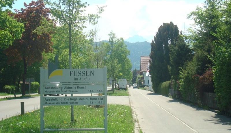 Zeebrugge to Sinsheim to Fussen