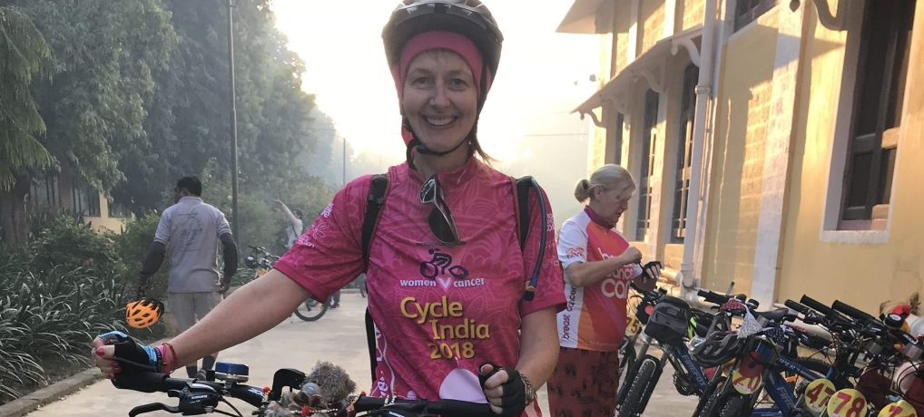 Alison's Women V Cancer Cycle India Challenge