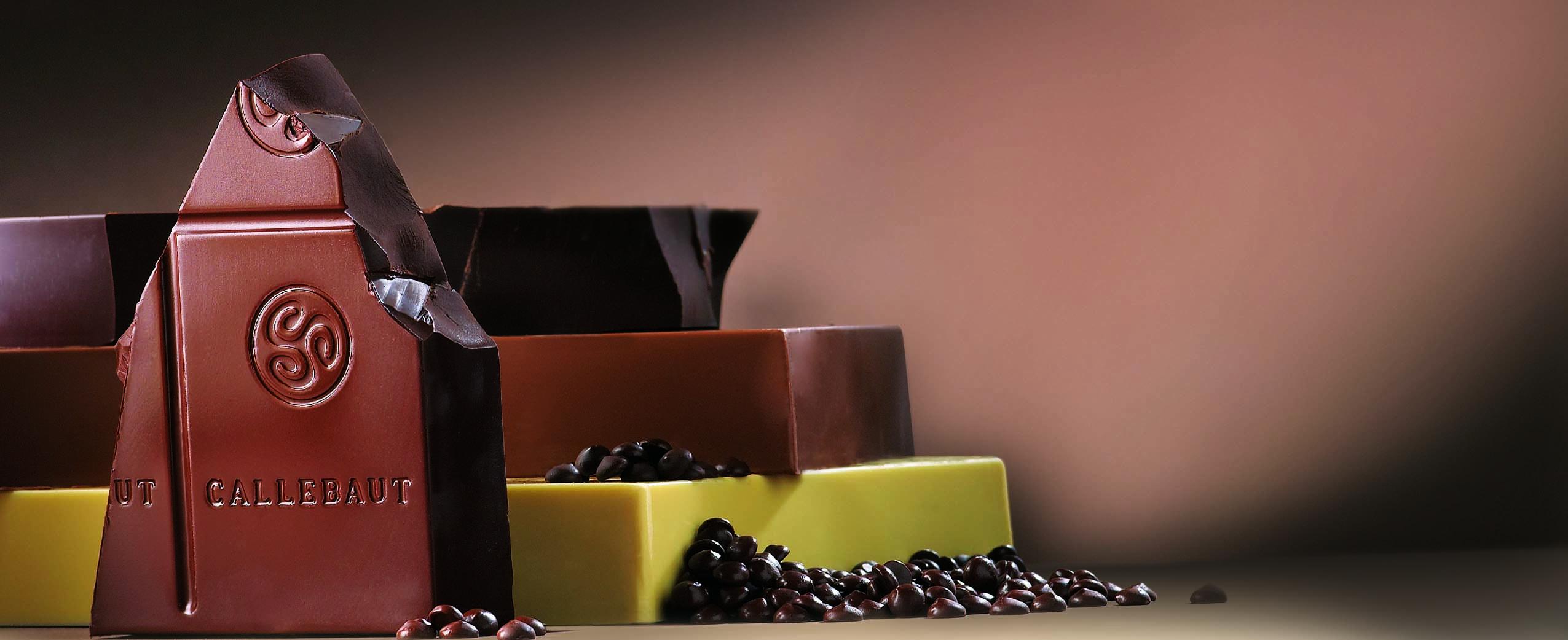 Callebaut 32.7% Premium Milk Chocolate Block  #845