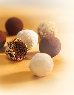 Recipe for Chocolate Truffles